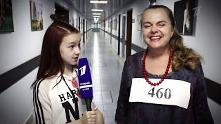Лидия Музалева в шоу Голос 60+
