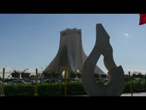 AZADI TOWER -Tehran