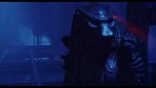 Lt. Mike Harrigan vs Predator | Predator 2