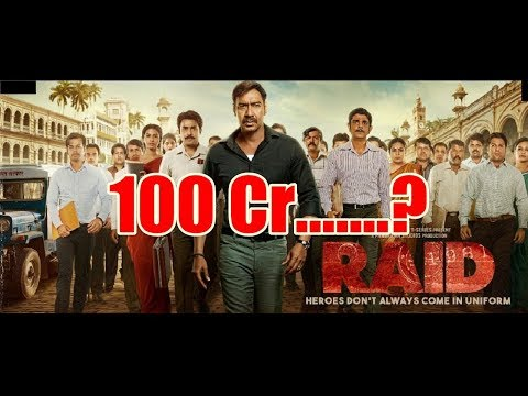 Will Raid Movie Collect 100 Crores At Box Office?