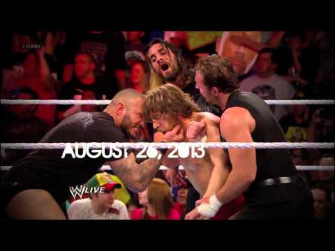 WWE Randy Orton All RKO on Daniel Bryan 2013