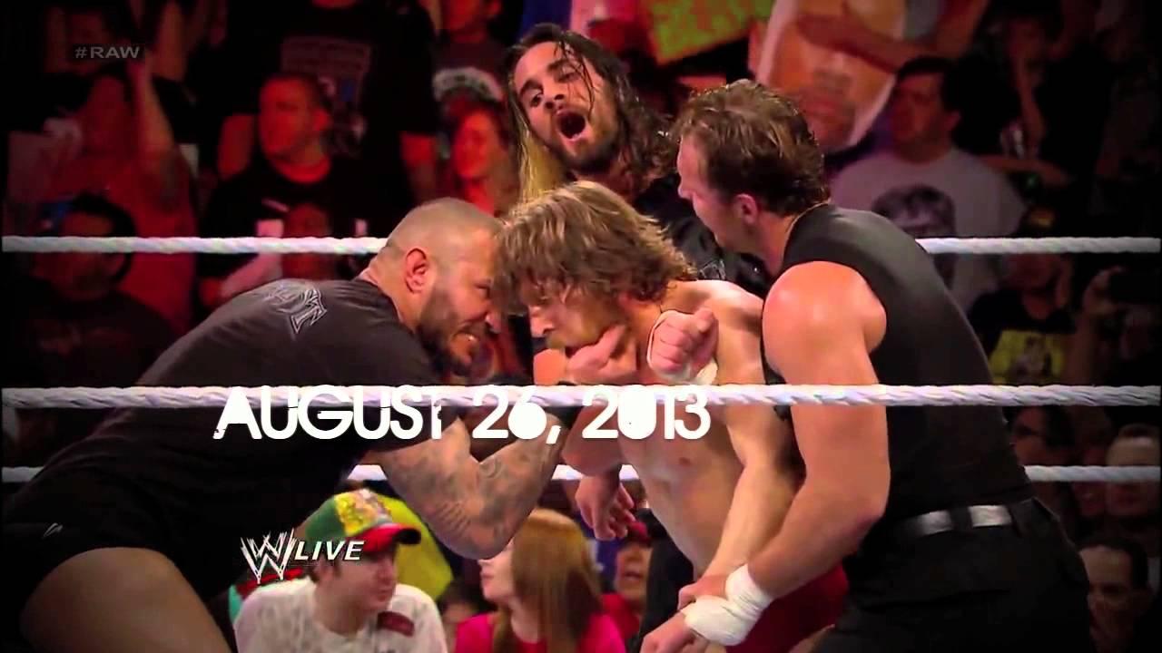 Randy Orton Rko Daniel Bryan