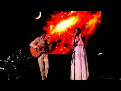 "Panna Cotta - ""Ave Maria"" (Lara Fabian) - Life in Music ""ДЖЕМ"" bar, 20.12.2015"