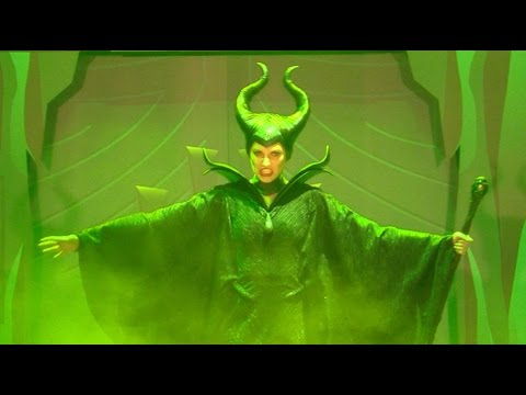 Full Villainy In The Sky Fireworks With Maleficent At Villains Unleashed Event Walt Disney World