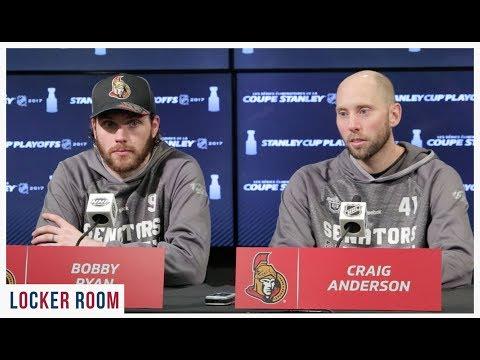 Game 7 - Sens vs. Penguins - Anderson & Ryan Post-game
