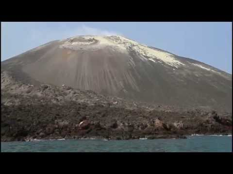 Krakatoa - Anakrakatoa Volcano - Sunda Strait, Indonesia