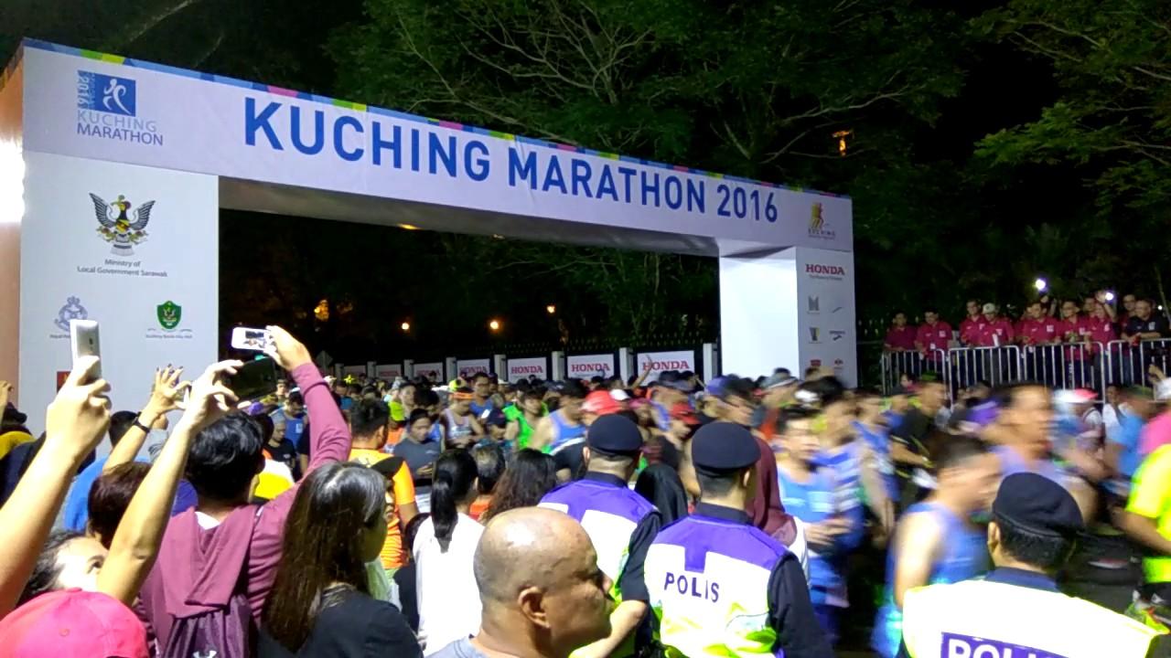 Kuching Marathon 2016
