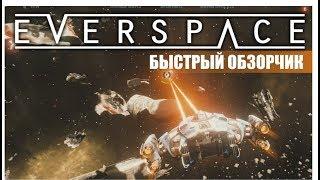 Что такое Everspace Быстрый обзор игры
