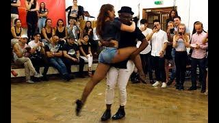 Simon Ofoborh & Joanna Wosk, Bachata Sensual Advance Class at Bachata Spice, Jessie J - Flashlight