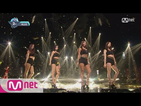 [SISTAR - I Like That] KPOP TV Show | M COUNTDOWN 160714 EP.483