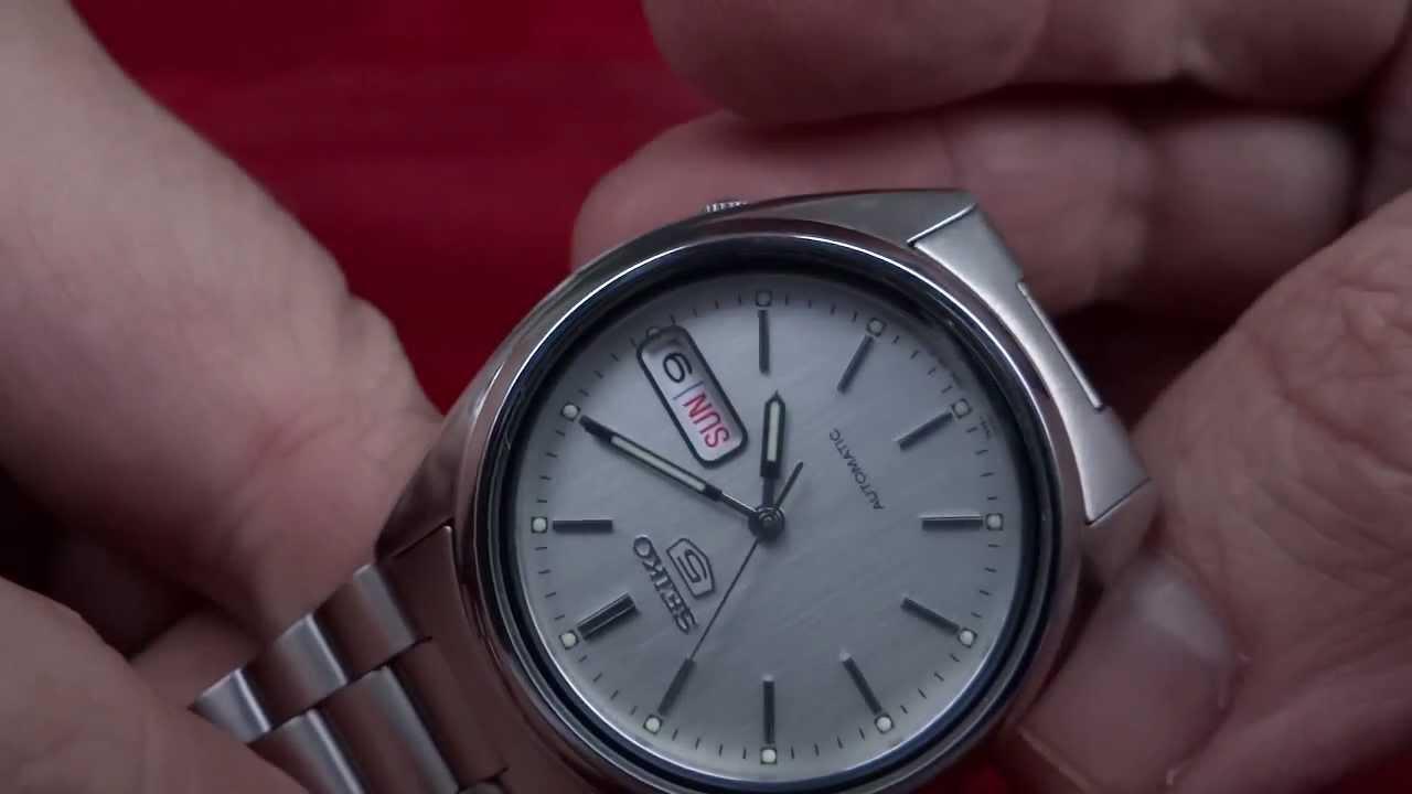 Ceas Seiko 5 Classic Automatic De Vanzare For Sale 500 Lei 110 Euro
