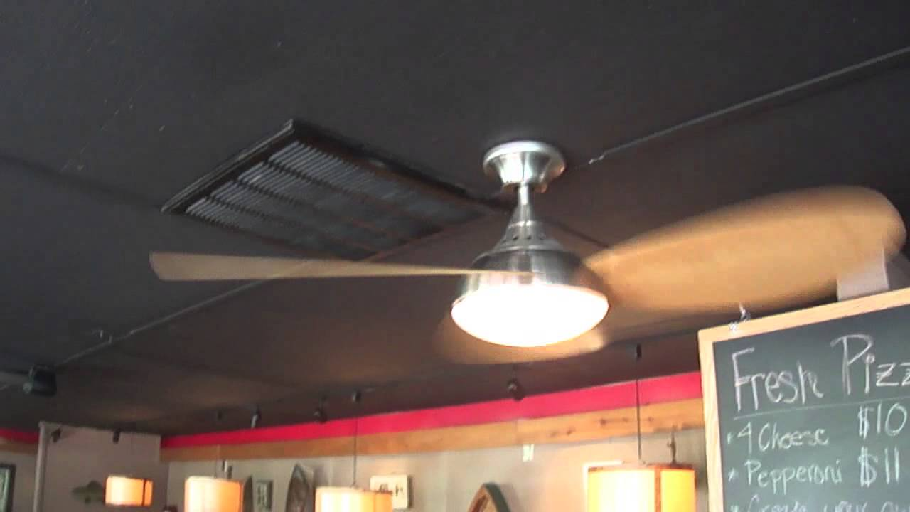 Harbor Breeze Avian Ceiling Fan 3 Of 6 Youtube