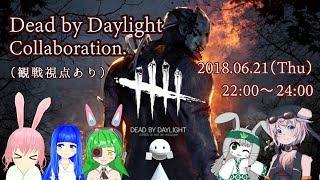 [LIVE] 【LIVE】Steamセール記念?VTuber 6人でDead by Daylightコラボ
