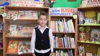 Страна читающая — Артём Веселов читает произведение «Что красивей всего?» Б. В. Заходера