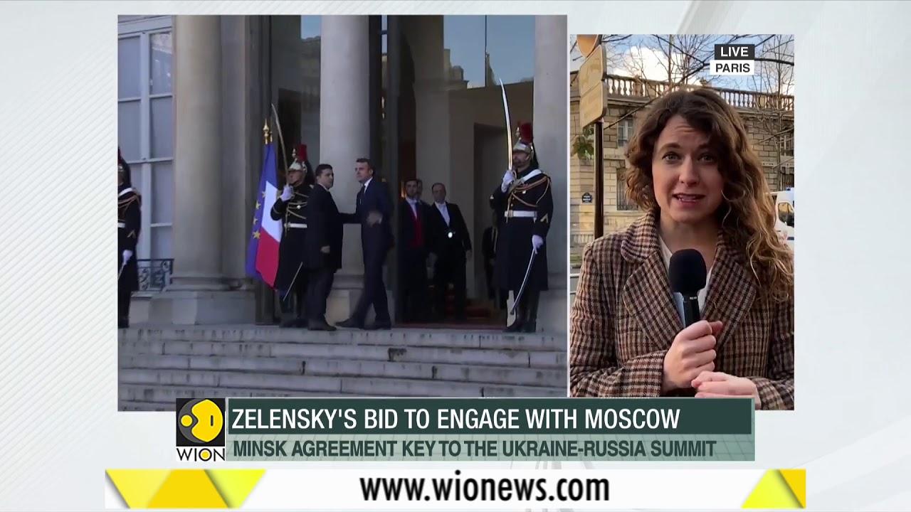 Zelensky & Putin to come face-to-face
