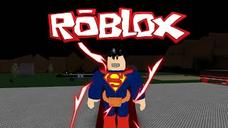 ROBLOX-Super Heroes Factory (Super Hero Tycoon)