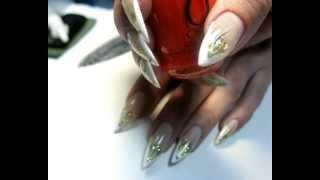 Наращивание ногтей - Салон красоты Жемчужина