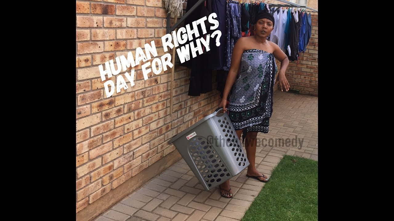 Human Rights day for who?