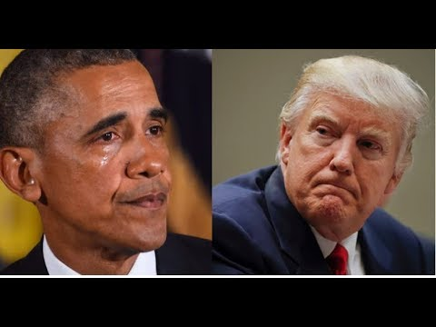 WHOA! TRUMP JUST SHREDDED THE HELL OUT OF OBAMA!