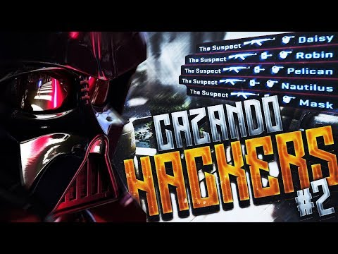CAZANDO HACKERS!!#2 Counter-Strike: Global Offensive