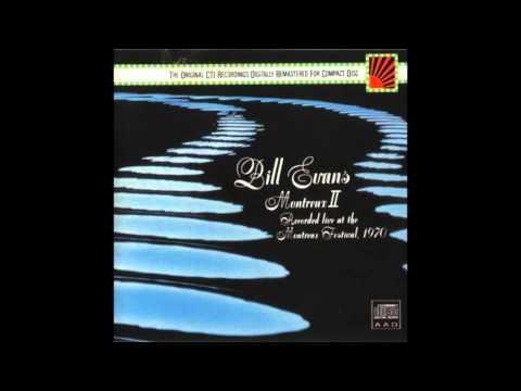 Bill Evans - Montreux II (1970 Album)