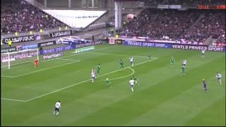 Olympique Lyonnais 12/13 - Tous les buts de la phase retour en L1