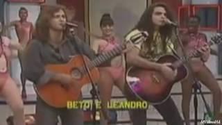 BETO & LEANDRO - VALE A PENA (Voz original de Antônio Carlos e Renato)