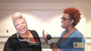 Tamela Mann Red Carpet - Memphis National Baptist Convention