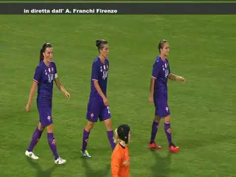 Diretta Partita Fiorentina Women's Vs Fortuna Hjorring - Seconda parte