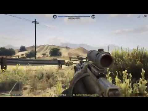 GTA 5 Mission Shenanigans