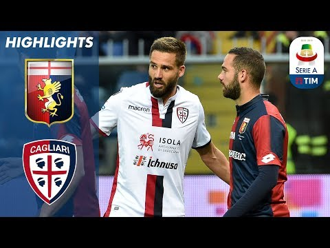 Genoa 1-1 Cagliari | Last-gasp penalty might not be enough for Genoa to avoid relegation! | Serie A