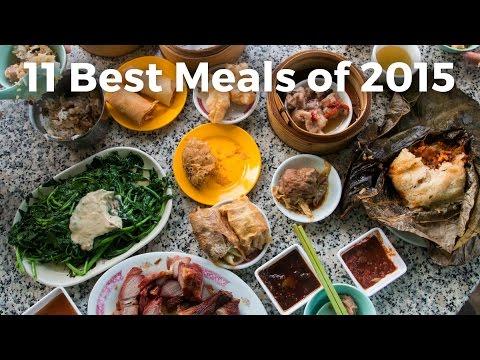 11 Best Meals of 2015