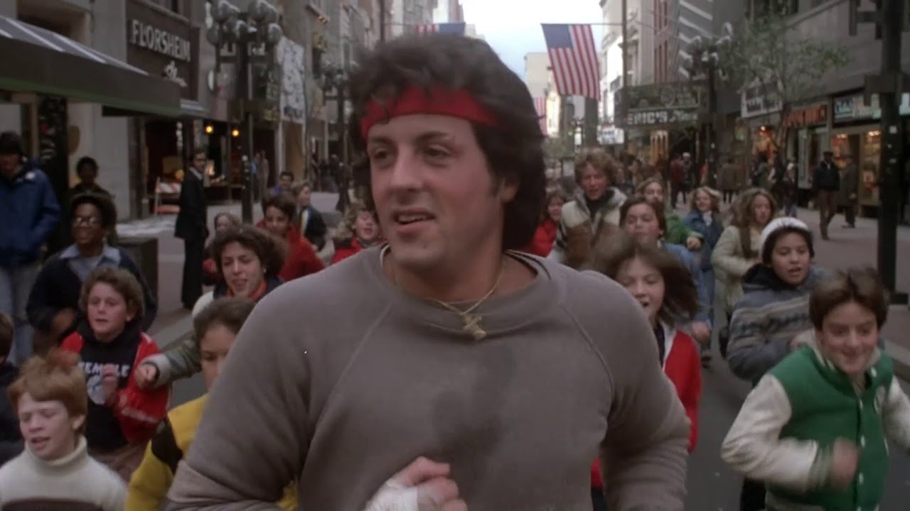Download Rocky 2 (1979): Corsa insieme ai bambini - Full-Hd