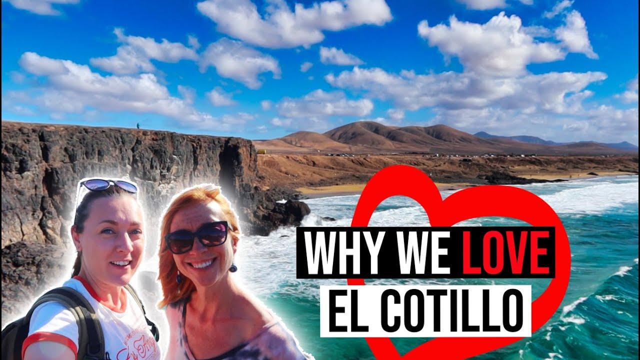 Download El Cotillo Lunch With A View & Lajares Market