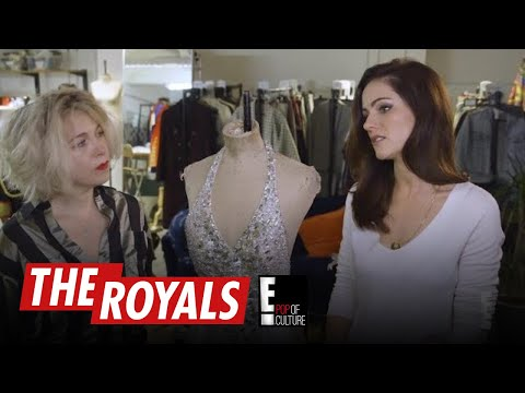 """The Royals"" Alexandra Park's Season 4, Episode 6 Favorite Look | E!"