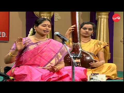 The Concert - Nithyashree Mahadevan (Full Concert)