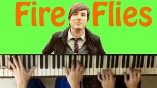 Owl City - Fireflies (Piano Cover Duet) by The Master Twins