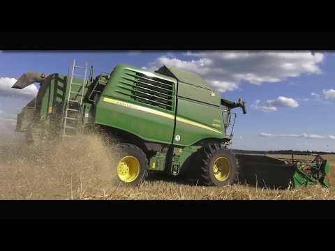 #Rolnicy (Podsumowanie Żniw 2019 W #Gospodarstwie #Rolnym #Buchajczyk)[zachodniopomorskie]
