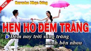 Karaoke Hẹn Hò Đêm Trăng