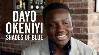 Shades of Blue Star Dayo Okeniyi Talks Ray Liotta Gay Kiss Working With J Lo