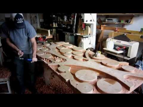 Wood Carving True Design YouTube