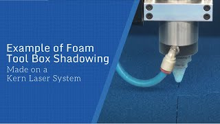 Foam Tool Box Shadowing