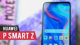 Huawei P Smart Z Review - Notchless and super affordable