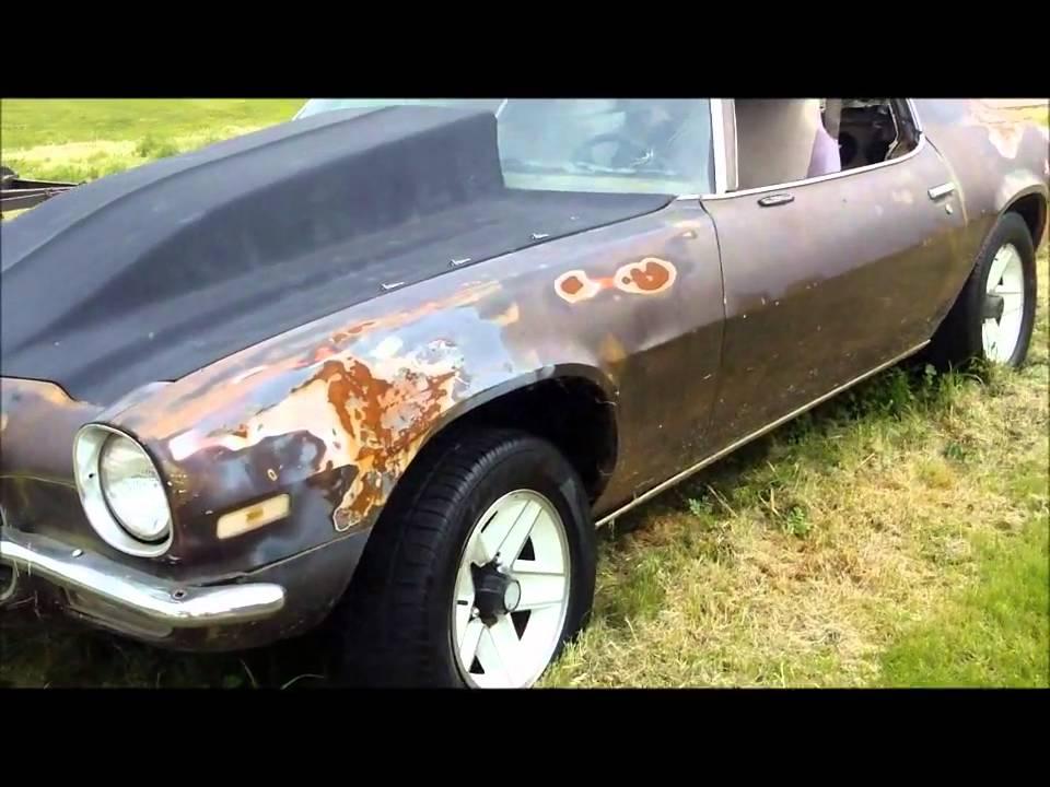 1970 camaro craigslist