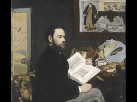 Manet, Émile Zola