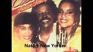 Odyssey - Native New Yorker