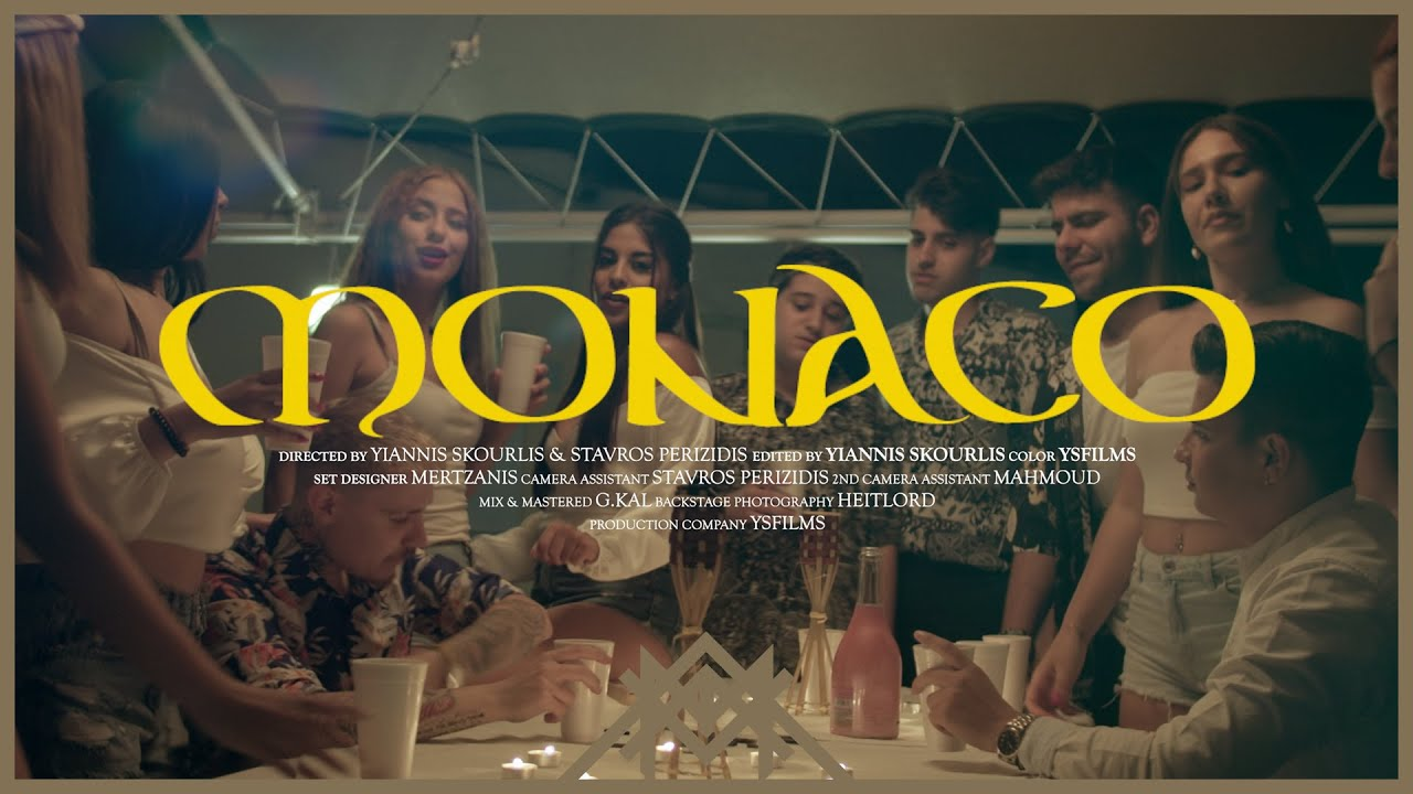 epimtx - Monaco (Official Music Video)