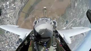 DFN: Vertical-540 over Ohio River, LOUISVILLE, KY, UNITED STATES, 04.21.2018