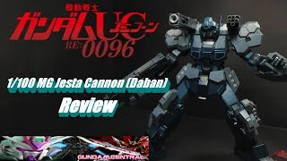 Baixar 1/100 MG Jesta Cannon (Daban) Review
