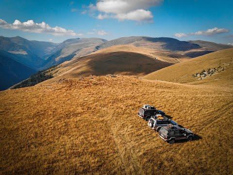 Epic Overland Adventure - Carpathian Mountains, Romania
